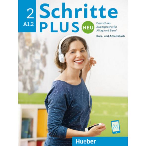 Schritte plus Neu 2. Kursbuch Arbeitsbuch CD zum A