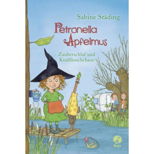 Petronella Apfelmus 02 - Zauberschlaf und Knallfro