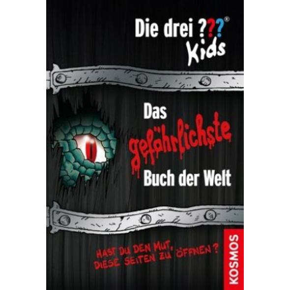 Die drei ??? Kids. Das gefährlichste Buch der Welt