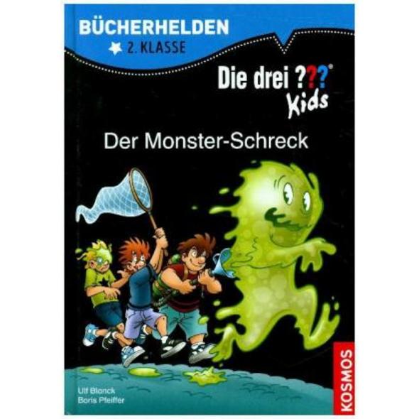Die drei ??? Kids, Bücherhelden, Der Monster-Schre