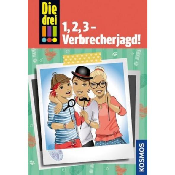 Die drei !!!, 1, 2, 3 - Verbrecherjagd!