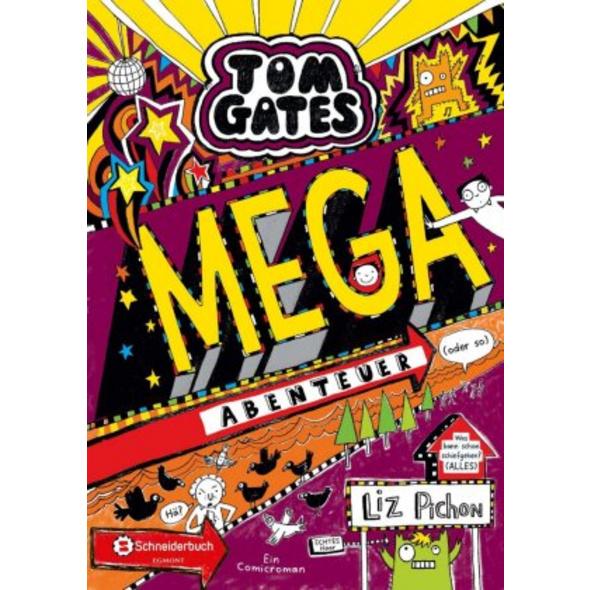 Tom Gates 13