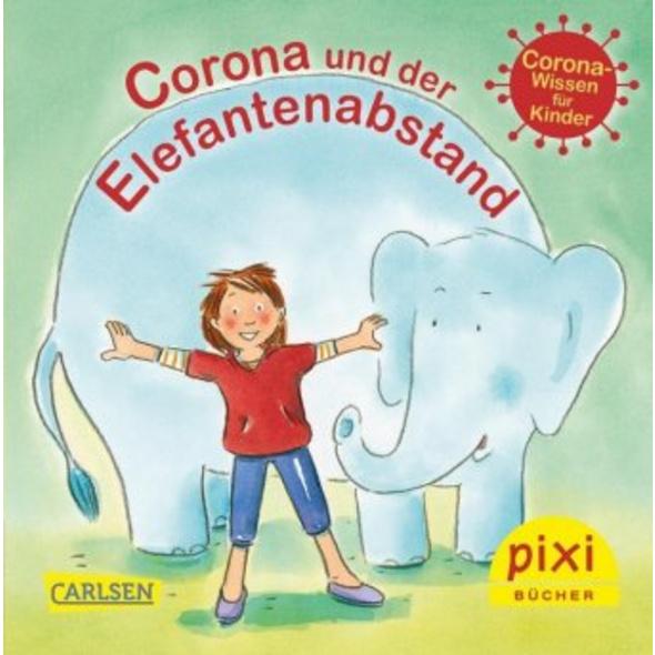 Pixi Bücher WWS Bestseller-Pixi: Corona und der El