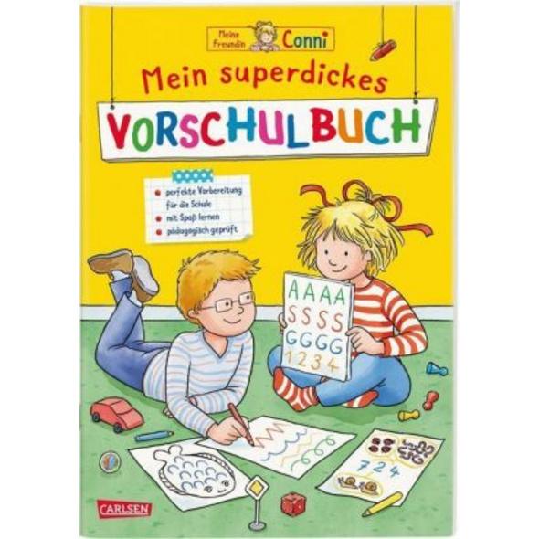 Conni Gelbe Reihe: Mein superdickes Vorschulbuch