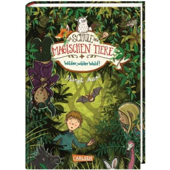 Die Schule der magischen Tiere 11: Wilder, wilder
