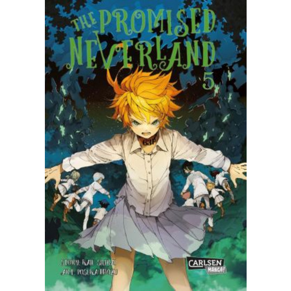 The Promised Neverland 5