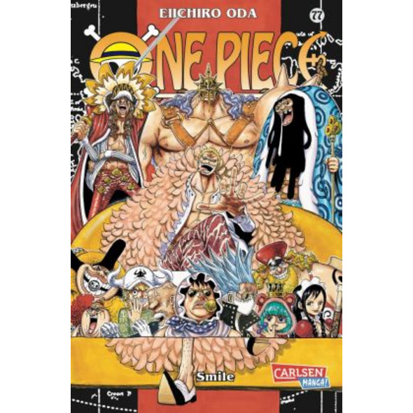 One Piece 77. Smile
