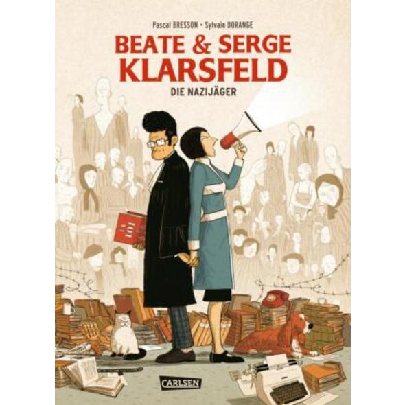 Beate und Serge Klarsfeld: Die Nazijäger