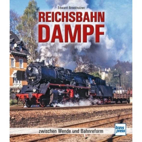 Reichsbahn-Dampf