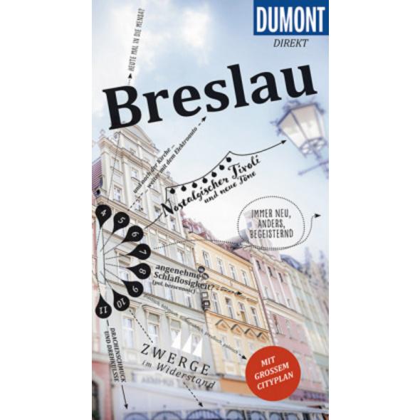 DuMont direkt Reiseführer Breslau