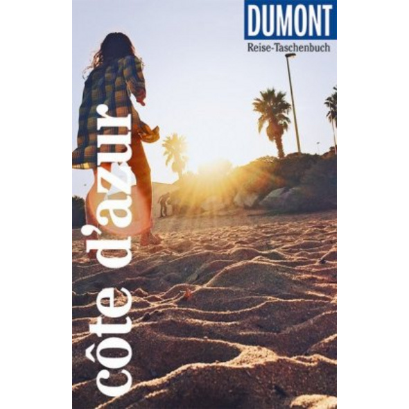 DuMont Reise-Taschenbuch Côte d Azur