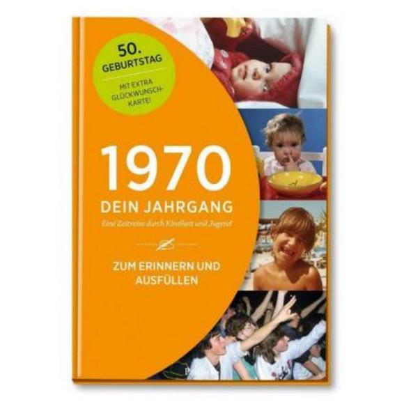 1970 - Dein Jahrgang