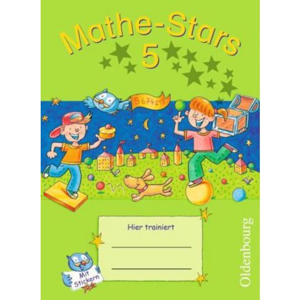Mathe-Stars 5. Schuljahr. Basiskurs