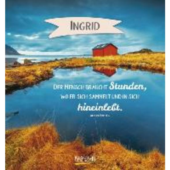 Namenskalender Ingrid
