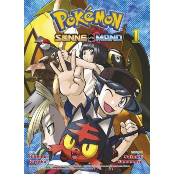 Pokémon - Sonne und Mond