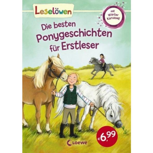 Leselöwen - Die besten Ponygeschichten für Erstles