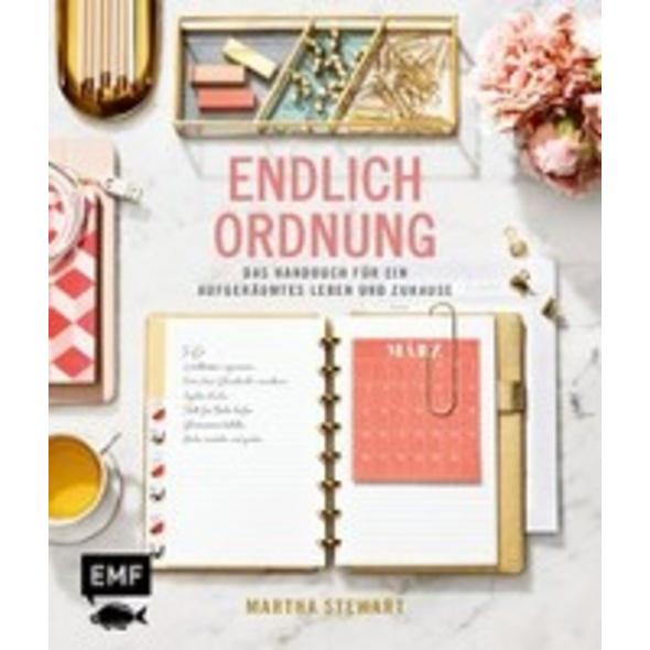 Endlich Ordnung - Das Handbuch für ein aufgeräumte