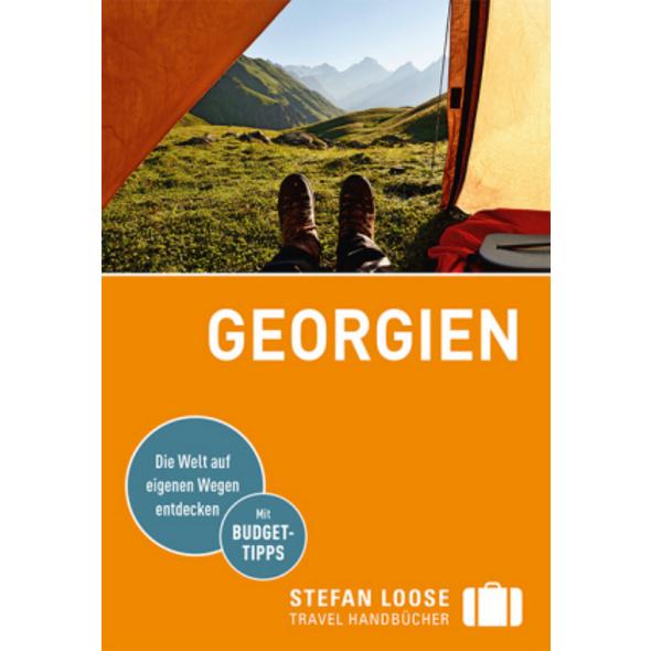 Stefan Loose Reiseführer Georgien