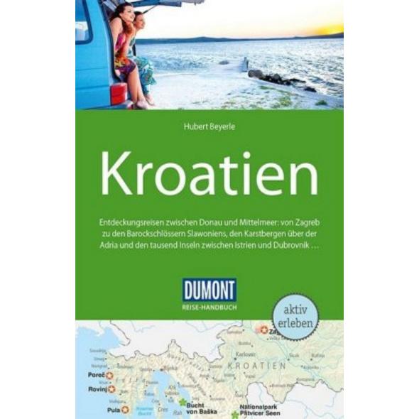 DuMont Reise-Handbuch Reiseführer Kroatien