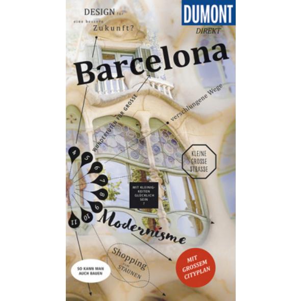 DuMont direkt Reiseführer Barcelona