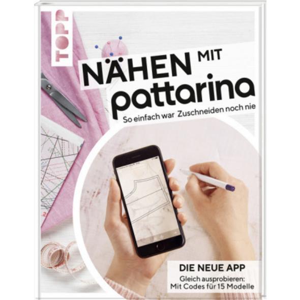 Nähen mit Pattarina  Die App bekannt aus dem TV