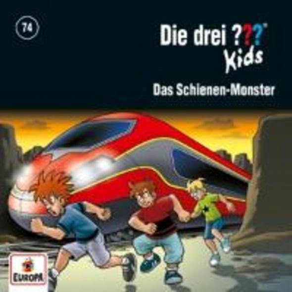 Die drei ??? Kids 74: Das Schienen-Monster