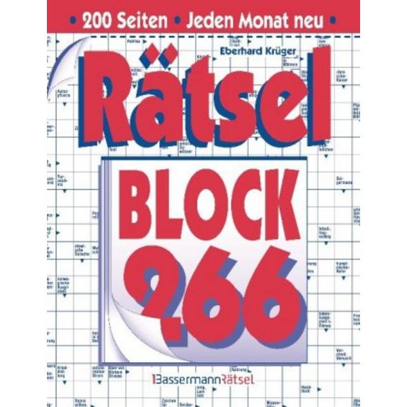Rätselblock. Bd.266