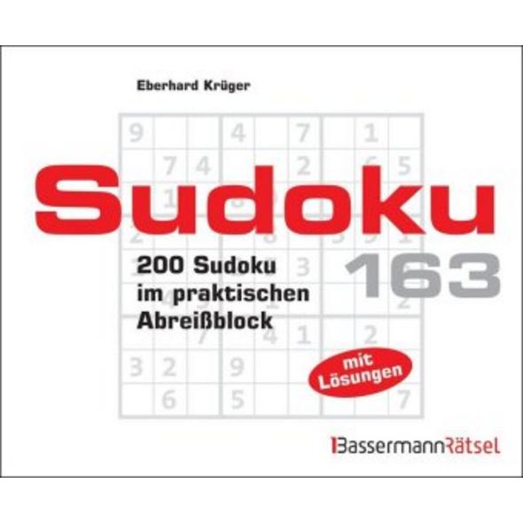 Sudoku Block. Bd.163