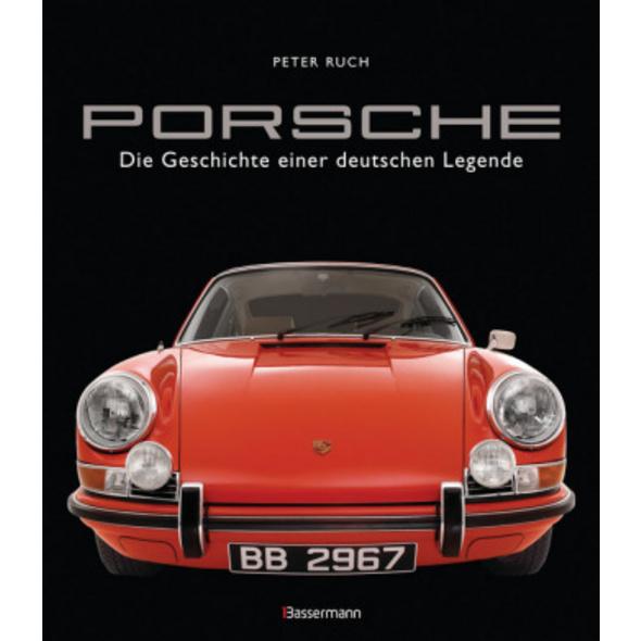 Porsche. Der Bildband mit über 150 brillanten Aufn
