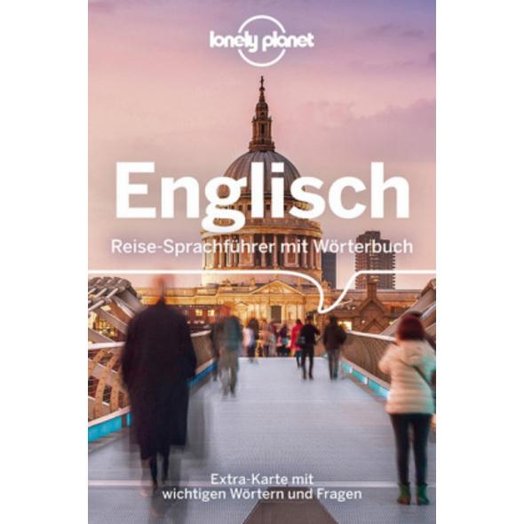 Lonely Planet Sprachführer Englisch