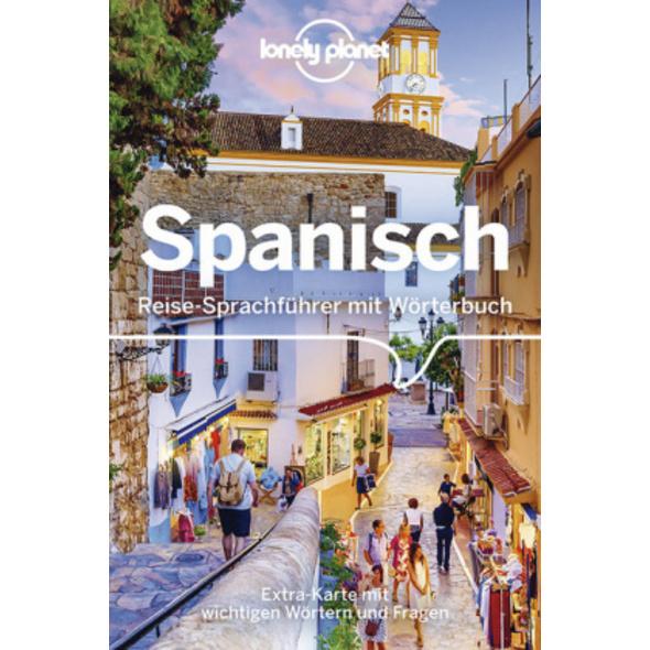 Lonely Planet Sprachführer Spanisch