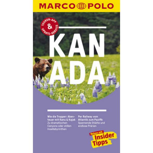 MARCO POLO Reiseführer Kanada