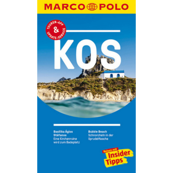 MARCO POLO Reiseführer Kos