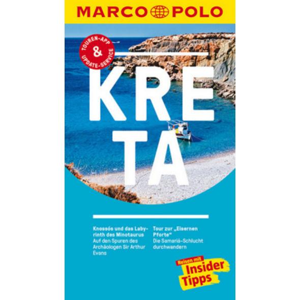 MARCO POLO Reiseführer Kreta
