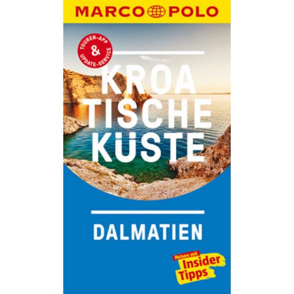 MARCO POLO Reiseführer Kroatische Küste Dalmatien