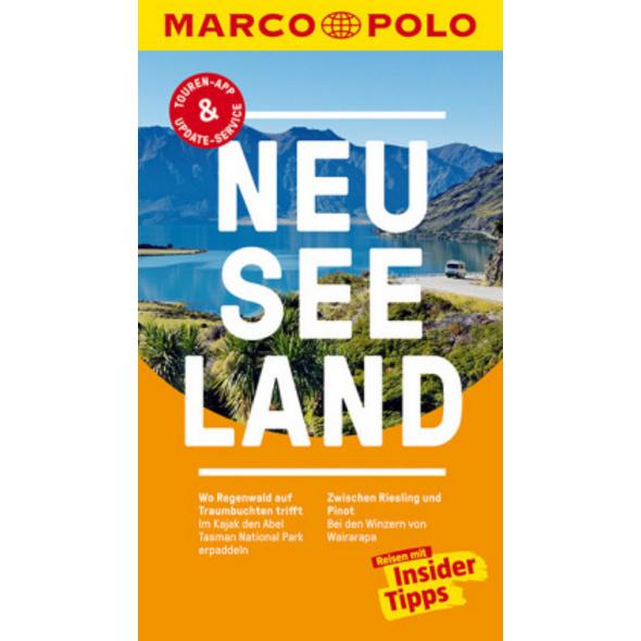 MARCO POLO Reiseführer Neuseeland