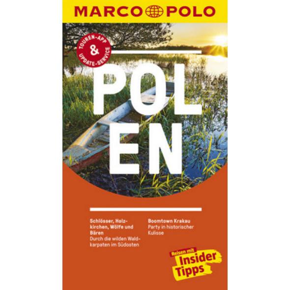 MARCO POLO Reiseführer Polen
