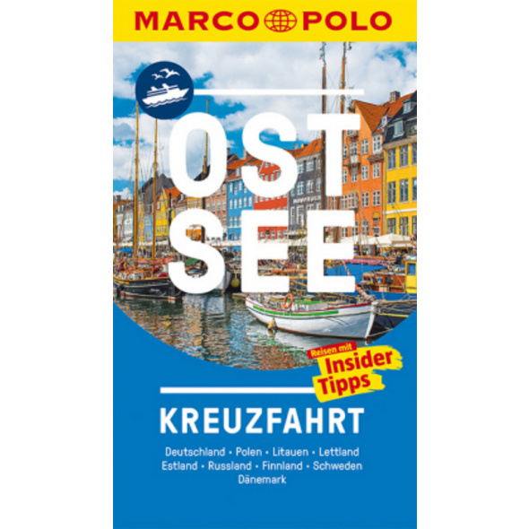 MARCO POLO Reiseführer Ostsee Kreuzfahrt