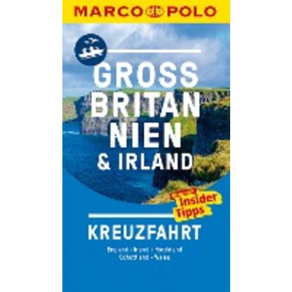 MARCO POLO Reiseführer Großbritannien   Irland Kre
