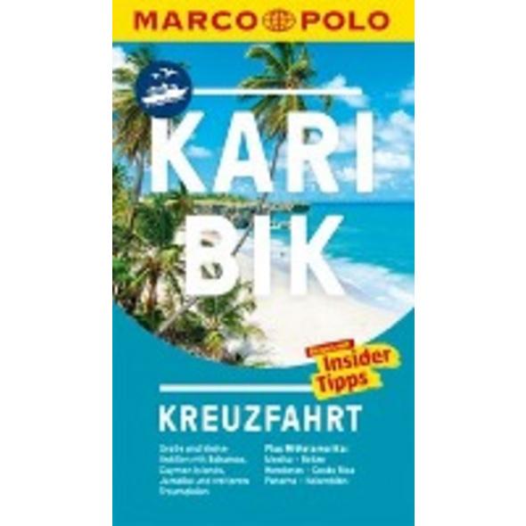MARCO POLO Reiseführer Karibik   Mittelamerika Kre