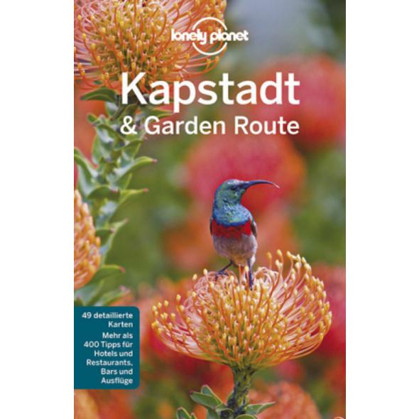 Lonely Planet Reiseführer Kapstadt   die Garden Ro