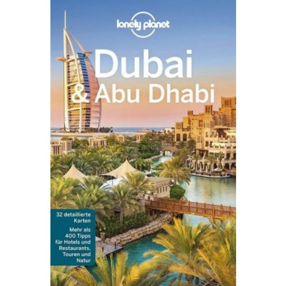 Lonely Planet Reiseführer Dubai   Abu Dhabi