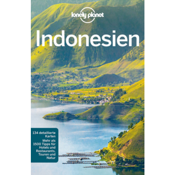 Lonely Planet Indonesien