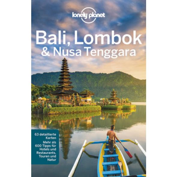 Lonely Planet Reiseführer Bali, Lombok   Nusa Teng