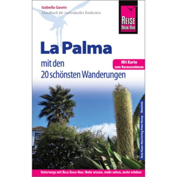 Reise Know-How Reiseführer La Palma