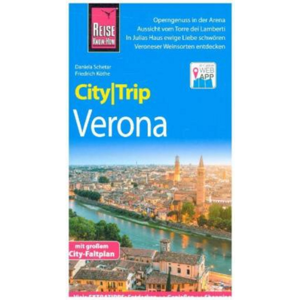 Reise Know-How CityTrip Verona