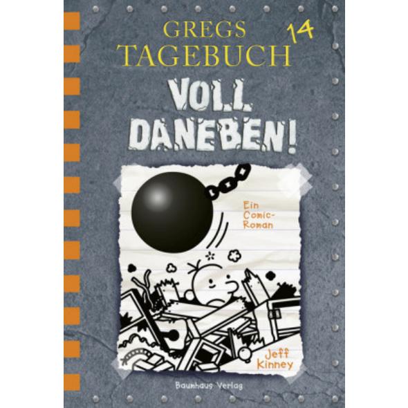 Gregs Tagebuch 14. Voll daneben !