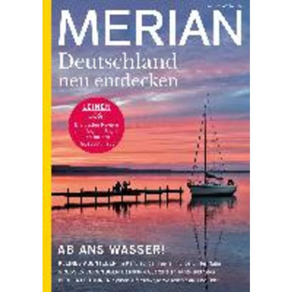 MERIAN Magazin Deutschland neu entdecken   Ab ans