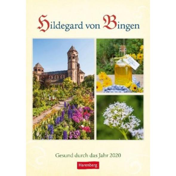Hildegard von Bingen 2020 Wochenplaner