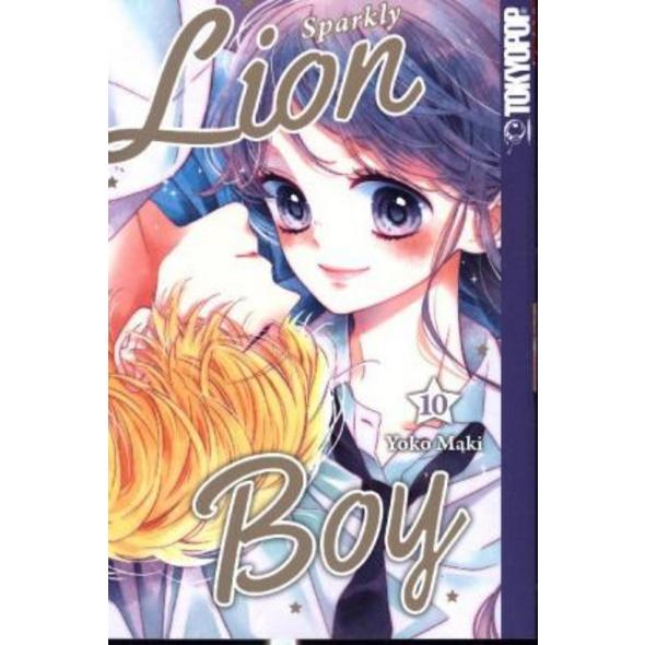 Sparkly Lion Boy 10